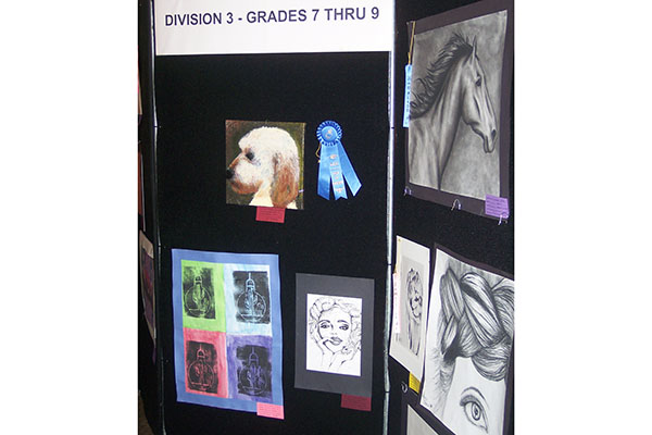 7 - 9 Grades Display