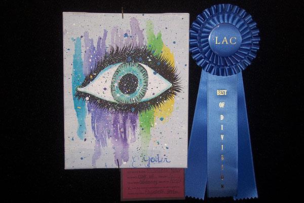 Best of Division II Elizabeth Glendenning