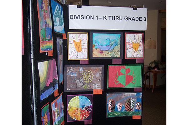 K - 3 Display