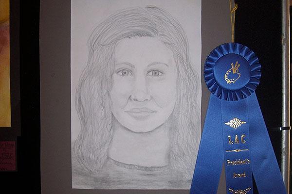 President's Award Kaye Humphrey
