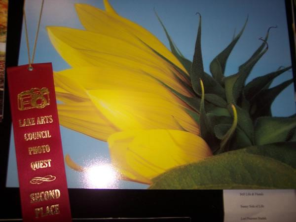 2nd Place Still Life & Florals - Lori Pearson Hudek