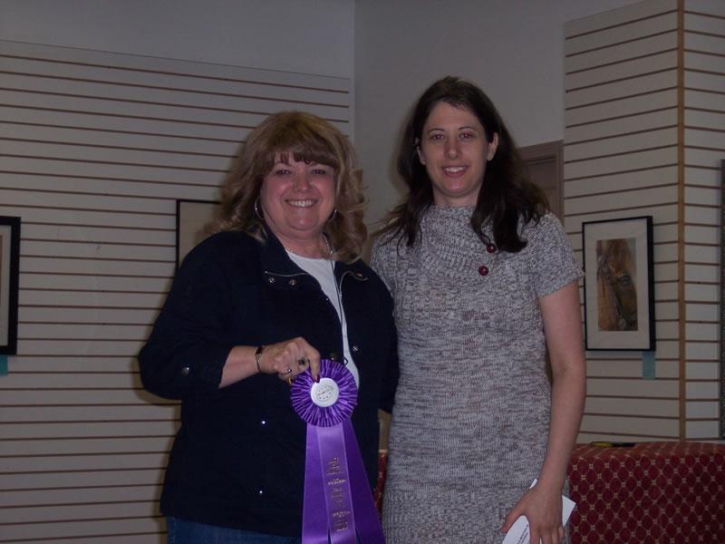 Cynthia Morris & Mary Meier
