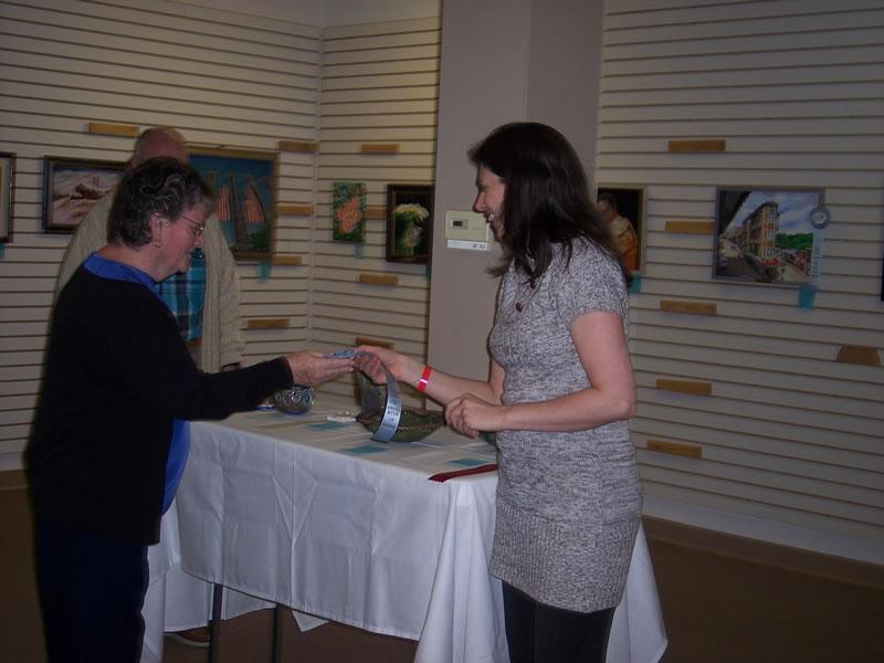 Jackie Kendall & Mary Meier