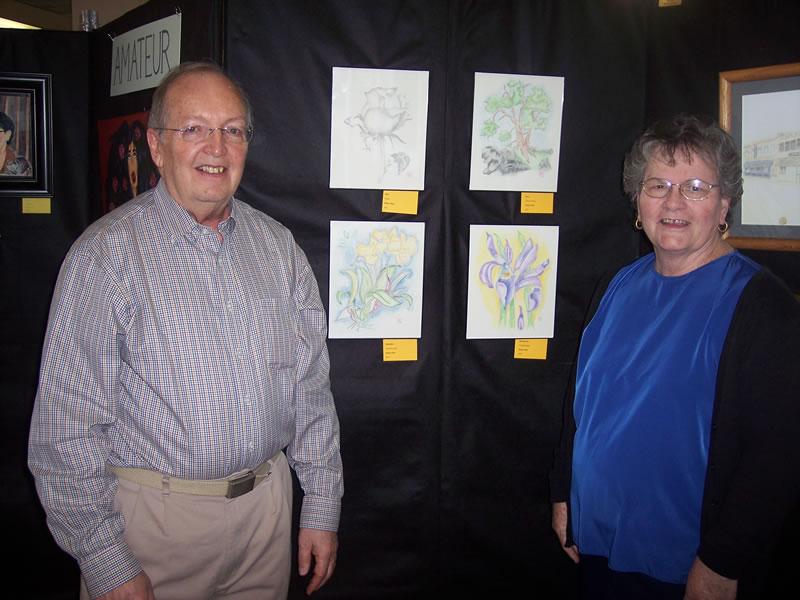 Robert Bair & Jackie Kendall