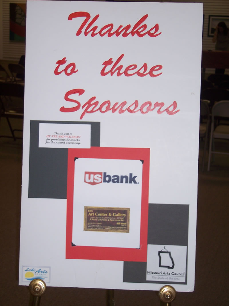 Sponsors Kohls Hy-Vee Walmart