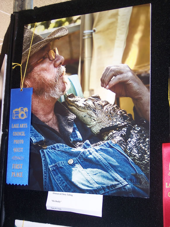 FIRST PLACE GARY R. FERN ABSTRACTS & STORY TELLING