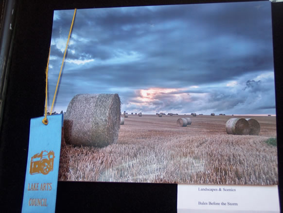 FIRST PLACE PHIL WAHLBRINK LANDSCAPES & SCENICS